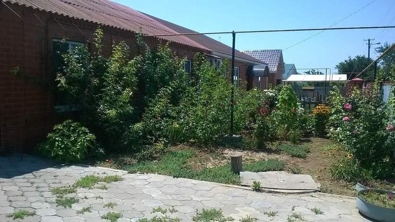 Продается дом в ильиче темрюкского района, расстояние до азовского